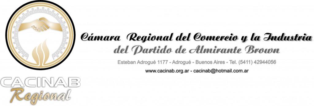Logo Cacinab Regional 2014
